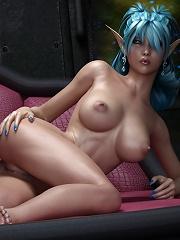 Streetwalker fucked on her asshole