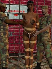 Free 3D BDSM Comix