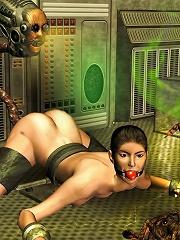 Free 3D BDSM Comics
