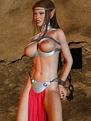 The World of Warcraft porn spivots in this pic is too much good