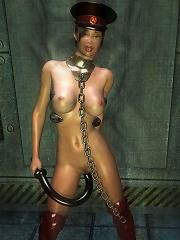 Sex 3D BDSM Comix