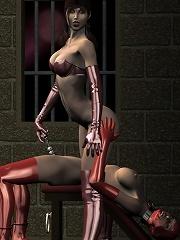 XXX BDSM 3D Comix