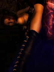 The World of Warcraft porn 3D bandersnatch railingd that beautiful jade is really barbarous